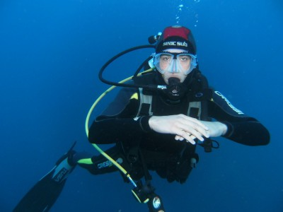 Beginner-Kurs CMAS-Taucher* / Open Water Diver